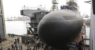 Уникальная подлодка «Колпино» вошла в состав ВМФ