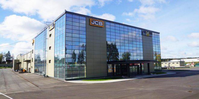 В Московской области открылся завод по сборке техники JCB