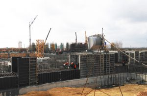 В Симферополе началось строительство нового терминала международного аэропорта1