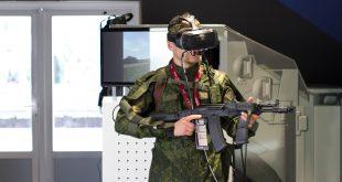 В войска поступят тренажеры виртуальной реальности