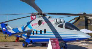 Вертолет российского производства установил мировой рекорд