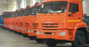 За 2016 год КАМАЗ намерен увеличить экспорт на 6%