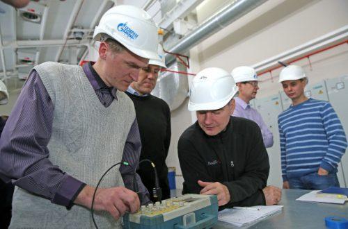 Испытания импортозамещающего оборудования в «Газпром трансгаз Томск» прошли успешно