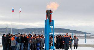 Крым соединен сРоссией единой системой газоснабжения