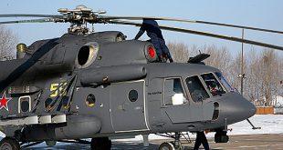 МВД приобретает три вертолета Ми-8АМТШ