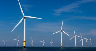 Морская ветроэнергетика в России