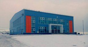 Накурильском острове Кунашир открыт спортивный комплекс сбассейном