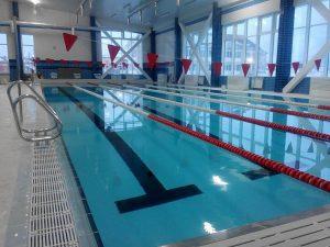 Накурильском острове Кунашир открыт спортивный комплекс сбассейном1