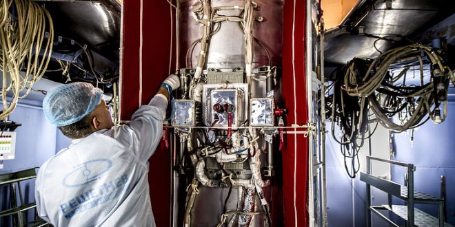 "На март 2018 года запланирован запуск обсерватории ""Спектр-РГ"""