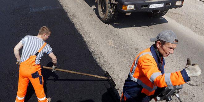 На развитие дорожной сети Кемеровонаправят почти 13 млрд руб.
