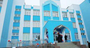 Новая школа в Симферополе
