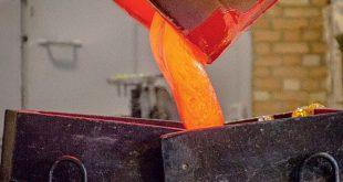 Новая стекловаренная печь запущена на Лыткаринском заводе оптического стекла