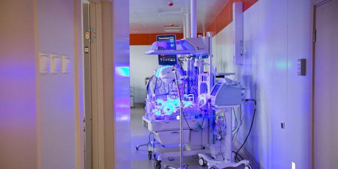 Новый перинатальный центр Оренбурга оснащен медтехникой холдингом«Швабе»