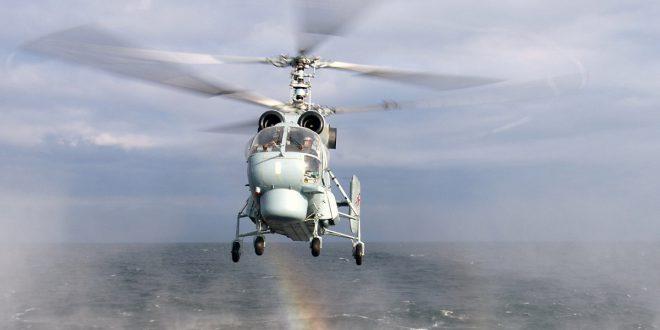 Обновленный вертолет КА-27