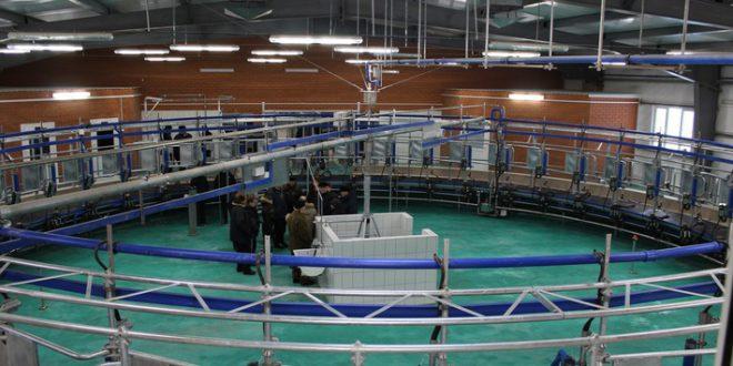 Первая очередь нового молочного комплекса запущена в Коми