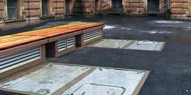 Первая вРоссии подземная подстанция запущена вПетербурге