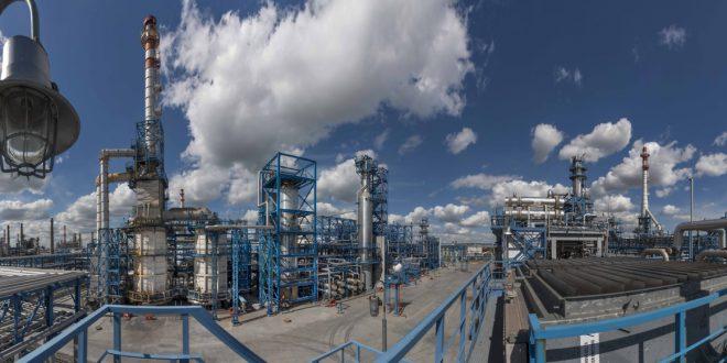 Первый в России инженерный центр по испытанию катализаторов для нефтепереработки