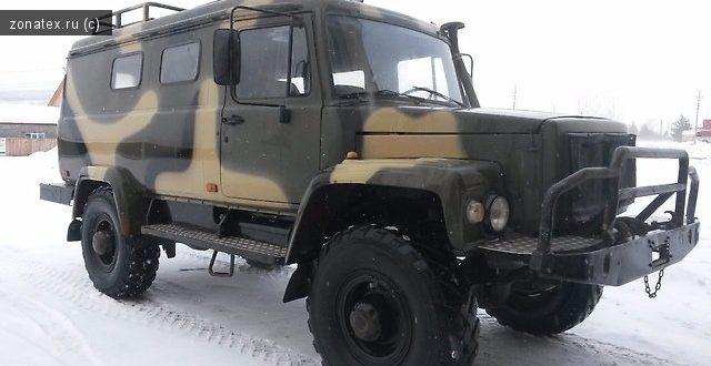 После 4 лет паузы ГАЗ возобновил выпуск внедорожников «Вепрь»