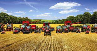 Производство сельхозтехники вырастет на 30%