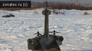 Разработан перспективный универсальный беспилотный авиакомплекс