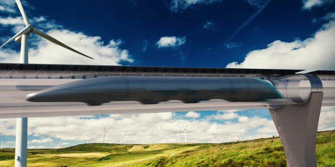Российскими учеными создается сверхскоростная транспортная система