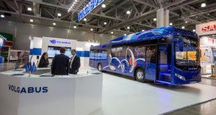 С 2018 года Volgabus начнет серийный выпуск электробусов