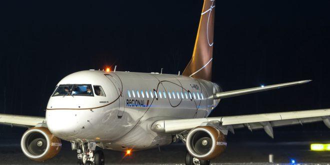 Самолеты EMBRAER 170-LR поступят в парк S7 Airlines