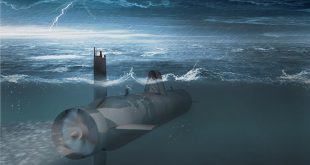Создается робот, способный имитировать любую подлодку, для ВМФ РФ