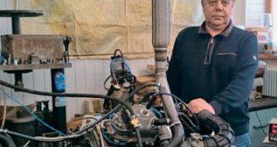 Создан двигатель внутреннего сгорания с механическим КПД 95%