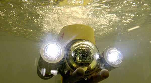 Создана подводная система навигации и связи «Позиционер»