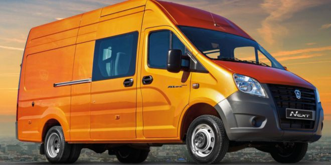 Стартовали продажи нового микроавтобуса ГАЗель Next