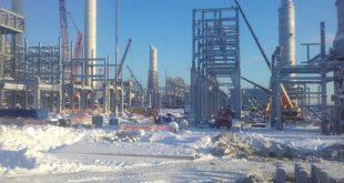Строительство завода «ЗапСибНефтехим»