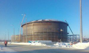 Строительство завода «ЗапСибНефтехим»1