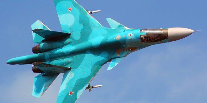 «Сухой» полностью выполнил гособоронзаказ 2016 года пофронтовым бомбардировщикам Су-34