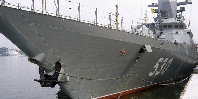 Сверхстойкой краской «АРГОФ» покроют боевые корабли