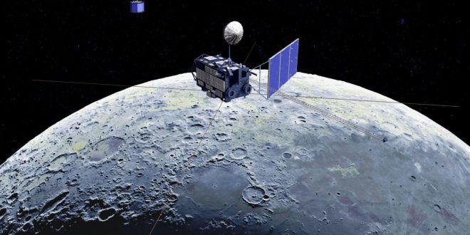 """Ученые планируют создать """"Лунный ГЛОНАСС"""""""