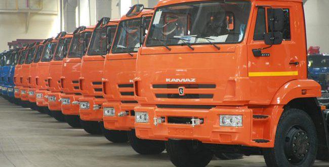 В 2017 году начнут выпускать серийно КАМАЗы с ADAS-системами