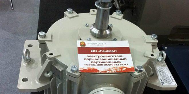 В Липецкой области открыто производство электродвигателей «Генборг»