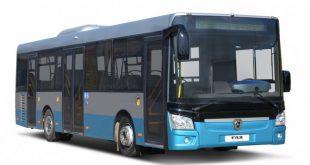 В Москву и Подмосковье поступят 300 автобусов