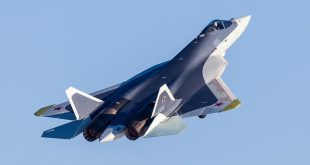 В ходе испытаний, парашютная тормозная система для самолета Т-50 подтвердила характеристики