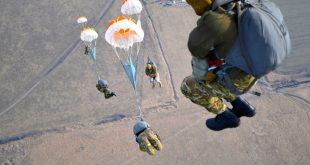 «Виртуальные» парашюты освоят бойцы ВДВ