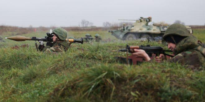 За 2016 год уровень боевой подготовки войск повысился