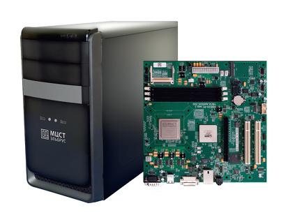 Запущено серийное производство персональных компьютеров Эльбрус-401 РС