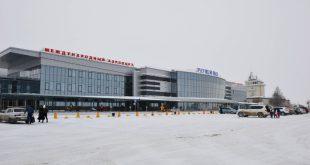 Завершена реконструкция международного аэропорта Рощино