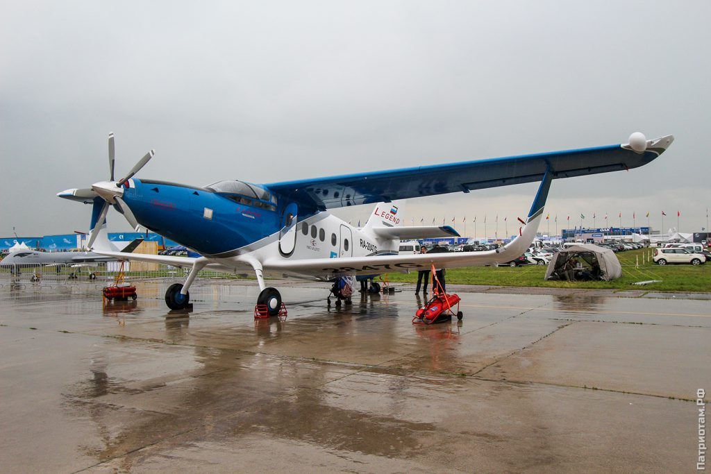 Самолёт ТВС-2МС