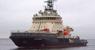 Дизель-электрический ледокол «Илья Муромец» проекта 21180
