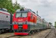 В 2017 году на Забайкальскую железную дорогу поступило 58 новых локомотивов