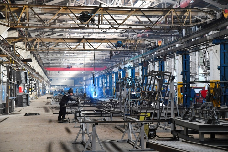 троллейбусный завод