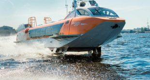 На воду спущен очередной СПК «Валдай 45Р»