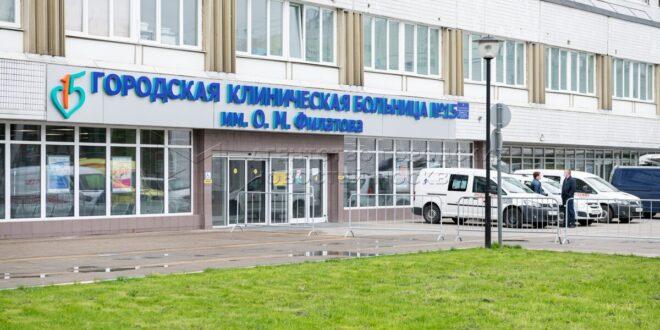 Главный врач ГКБ №15 им. О. М. Филатова рассказал об условиях в «красной зоне»